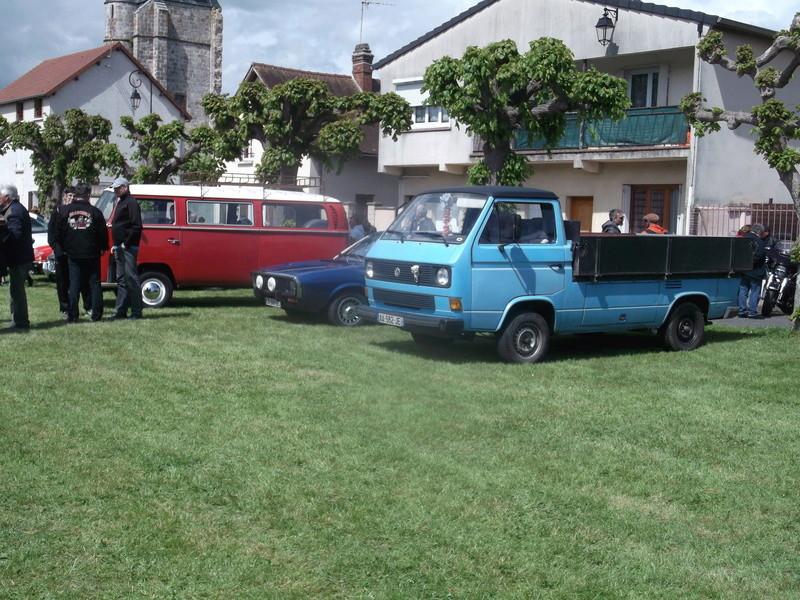 2ème Rassemblement American Legend , voitures et motos anciennes à LORMAYE 28.  Dscf6416
