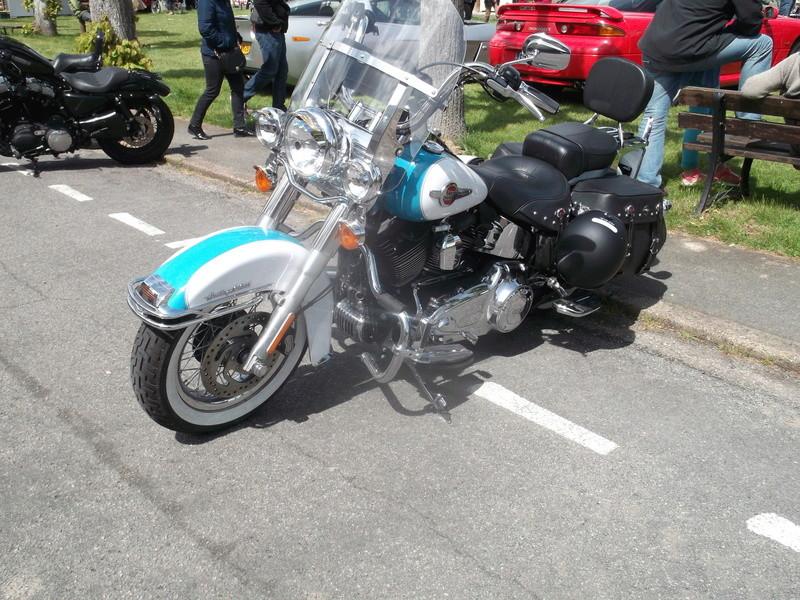 2ème Rassemblement American Legend , voitures et motos anciennes à LORMAYE 28.  Dscf6421