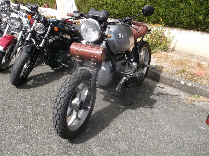2ème Rassemblement American Legend , voitures et motos anciennes à LORMAYE 28.  Dscf6424