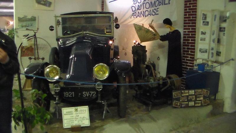 Musée Rétromobile de Dreux le dimanche 7 mai 2017 Sam_0515