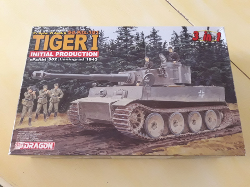 tiger - tiger 1 initial production 20170420