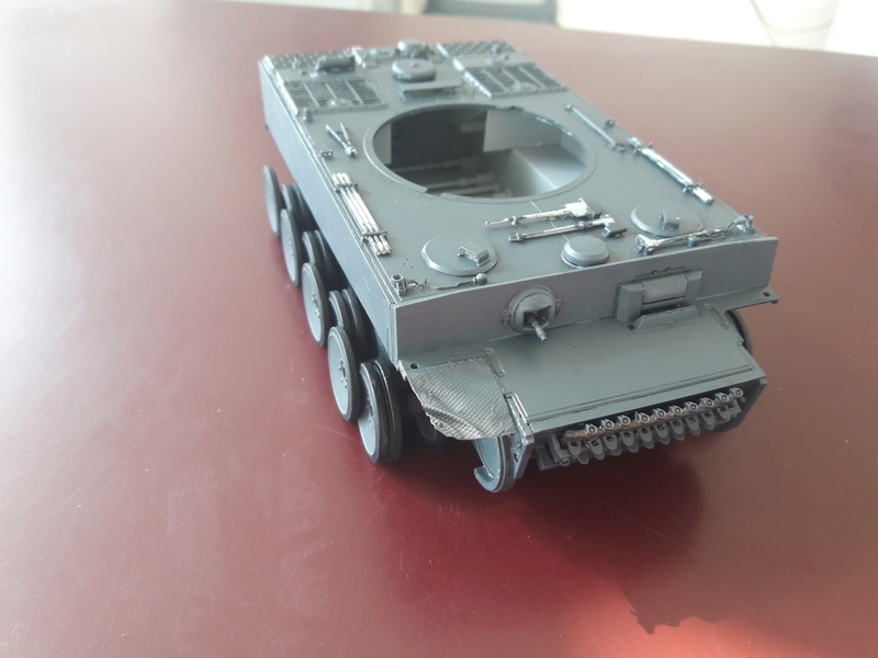tiger - tiger 1 initial production 20170527