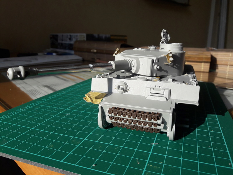 tiger - tiger 1 initial production 20170528