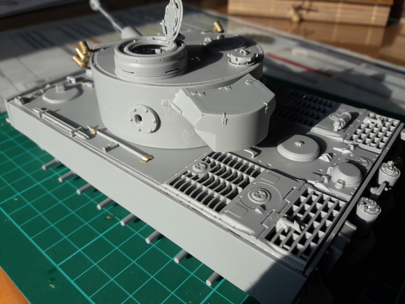 tiger - tiger 1 initial production 20170530