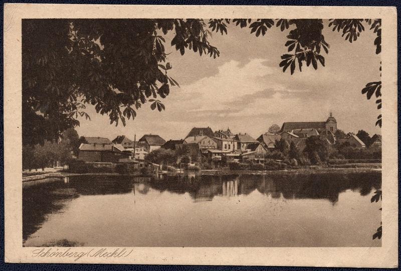 Mecklenburg und Pommern auf Ansichtskarten 1923-010