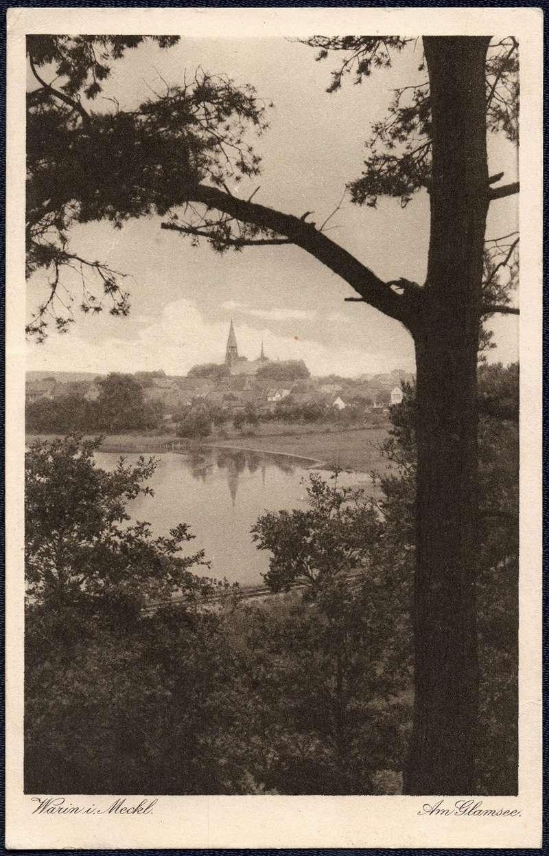 Mecklenburg und Pommern auf Ansichtskarten 1929-010