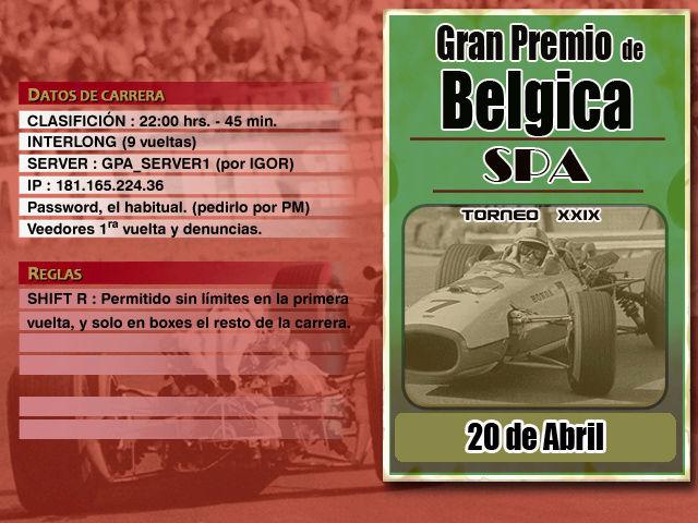Torneo Edicion XXIX - Spa Spa_to10