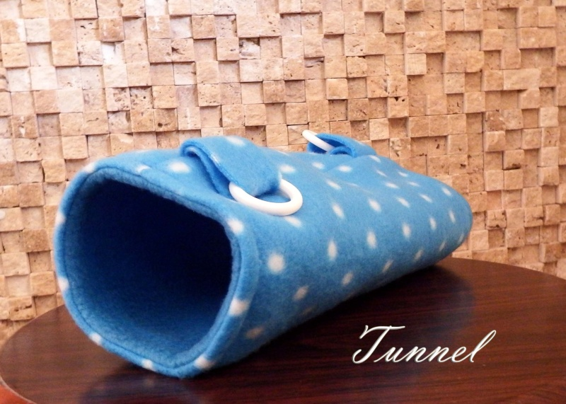 Tunnels in stock NOW Blue_t10