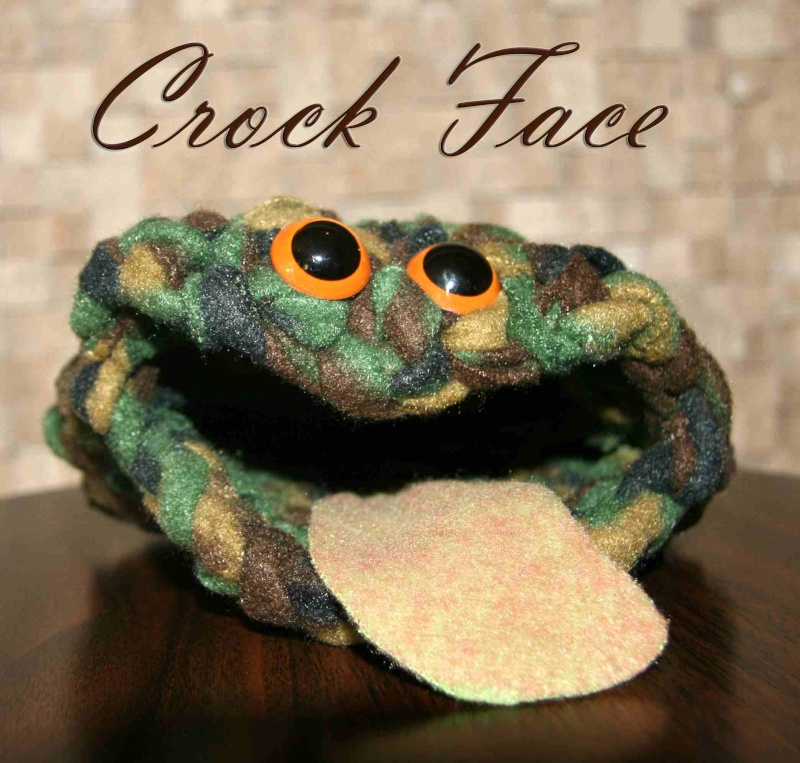 Crock Faces in stock NOW Camocr10