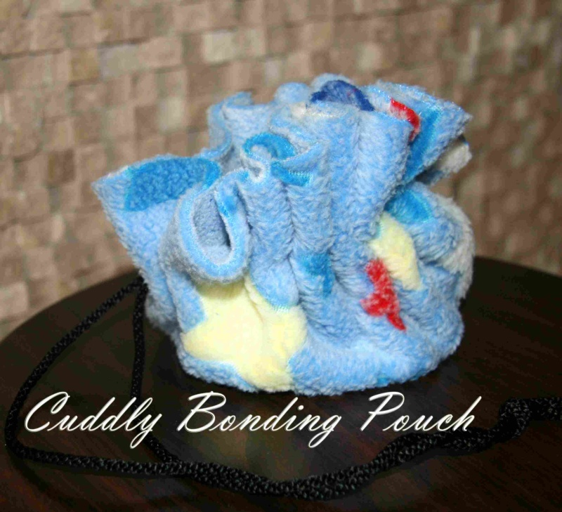 Cuddly Bonding Pouches in stock NOW Cuddly10
