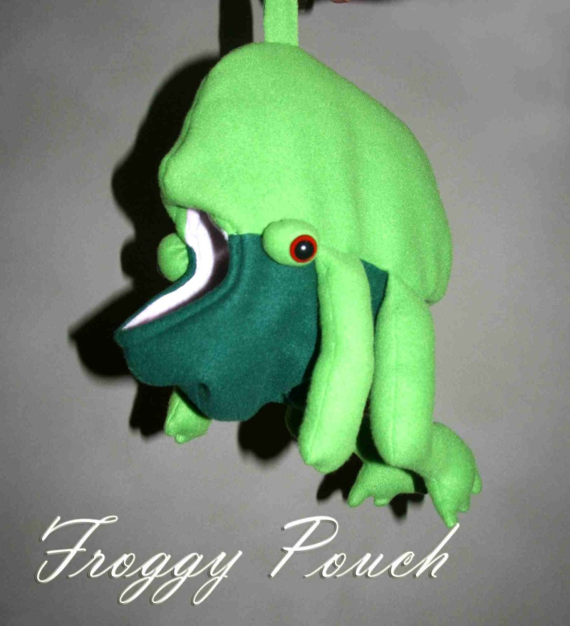 Funky sleeping pouches in stock NOW Froggy10