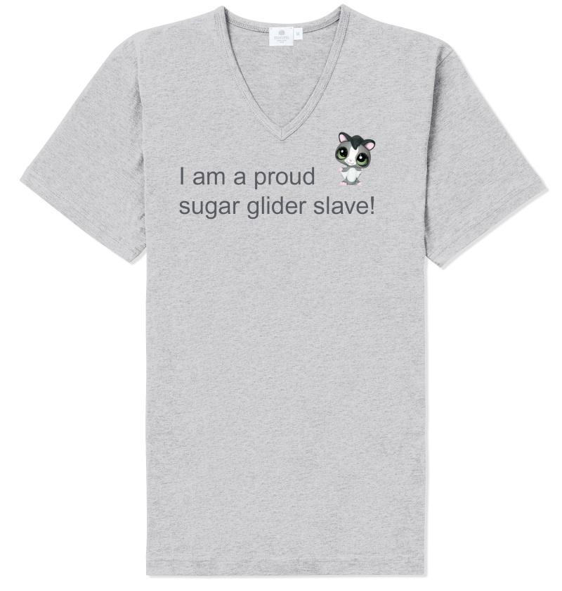 Sugar Glider T-Shirts Gtslav10