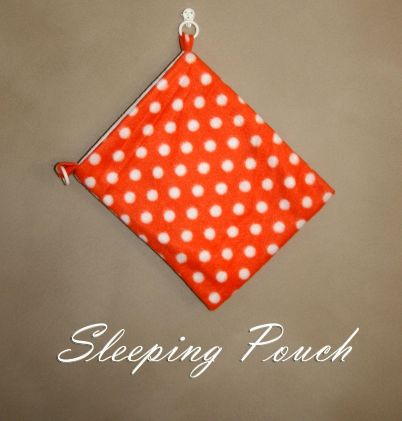 Sleeping pouches in stock NOW Orange10