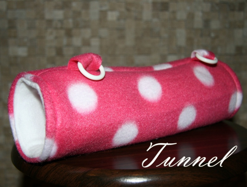 Tunnels in stock NOW Pink_d10