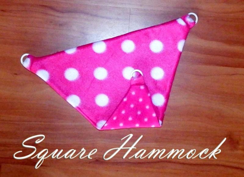 Corner Hammocks in stock NOW Pink_d12
