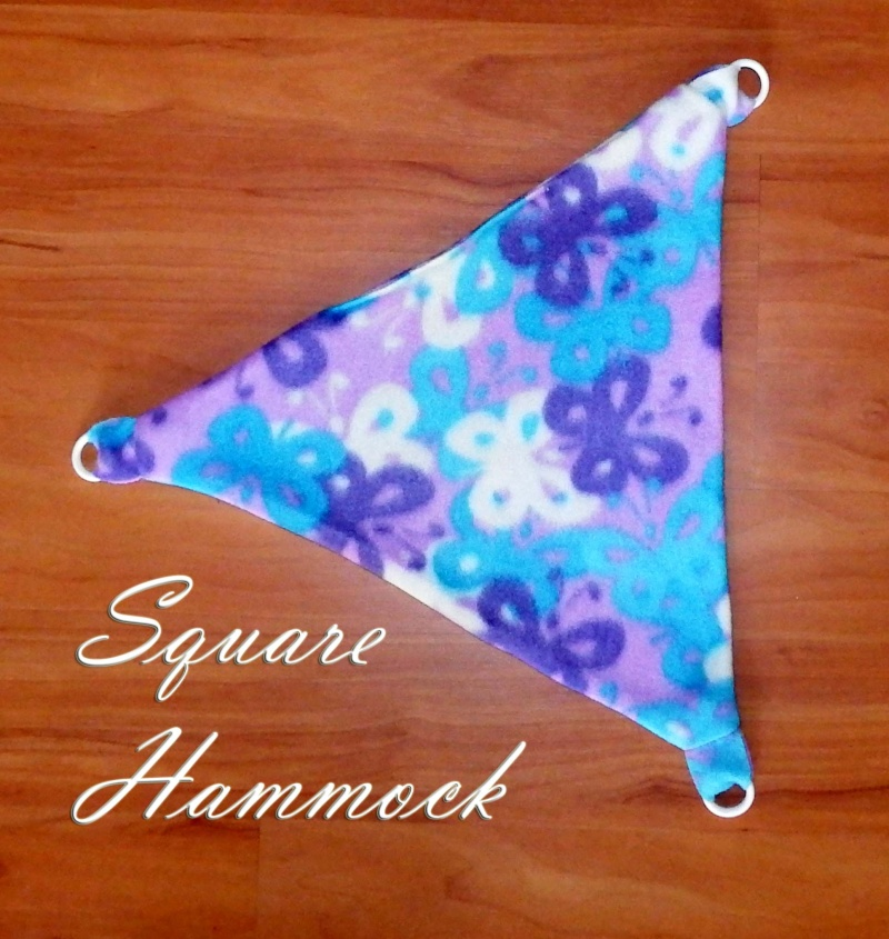 Corner Hammocks in stock NOW Purple11