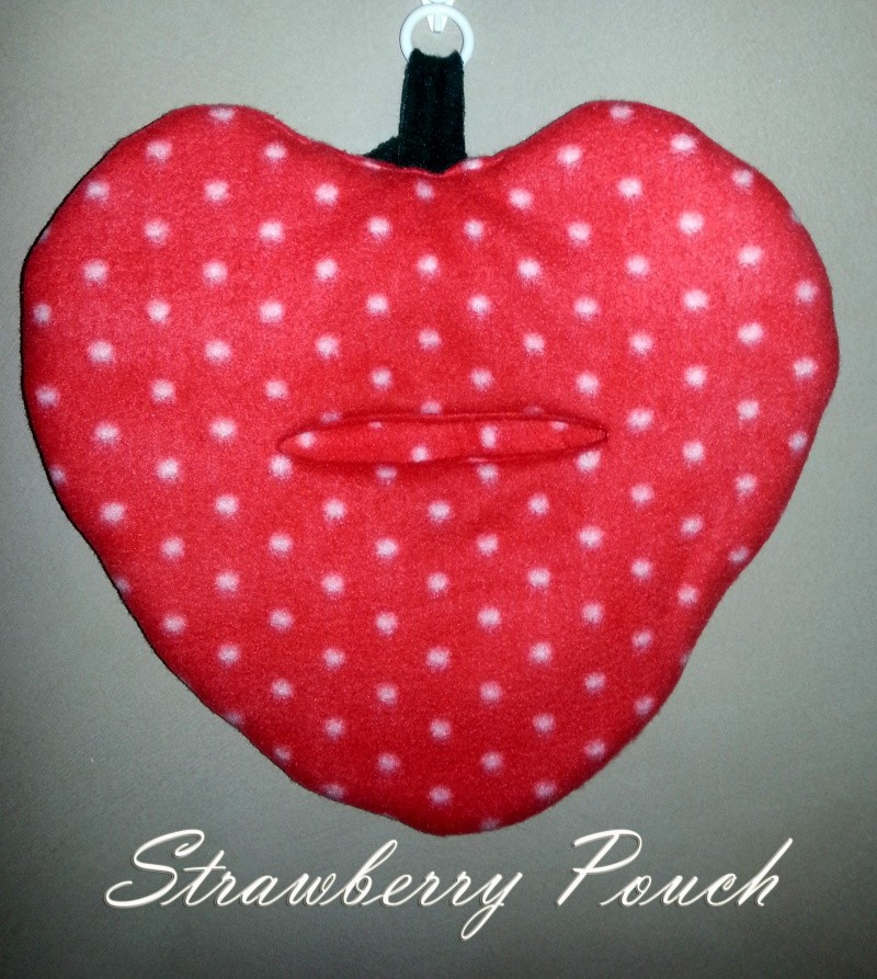 Special offer Strawberry Pouches Strawb11
