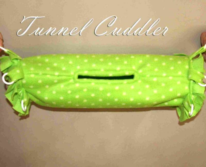 Tunnel cuddlers in stock NOW Tunnel10