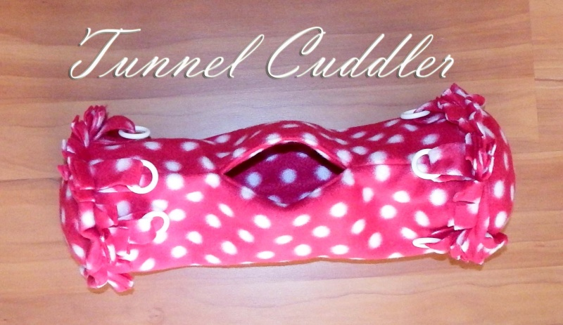 Tunnel cuddlers in stock NOW Tunnel11