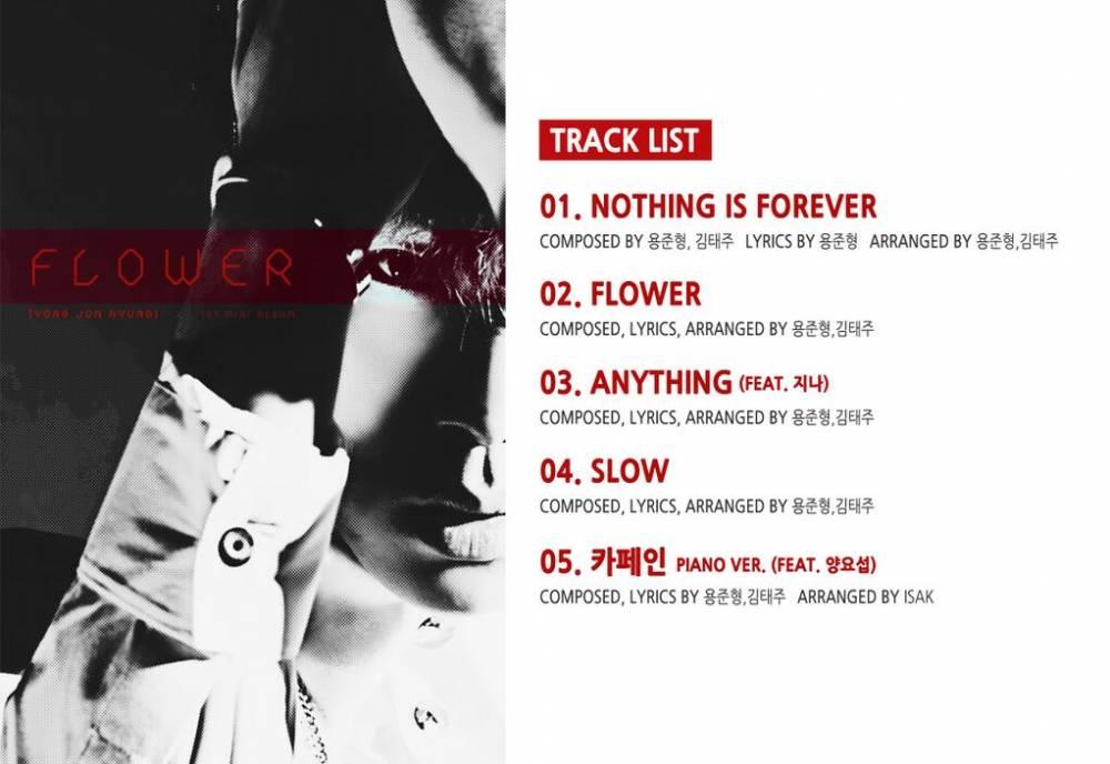 Yong Junhyung (B2ST) - Flower [solo debut][MV][Album] B2st-j10
