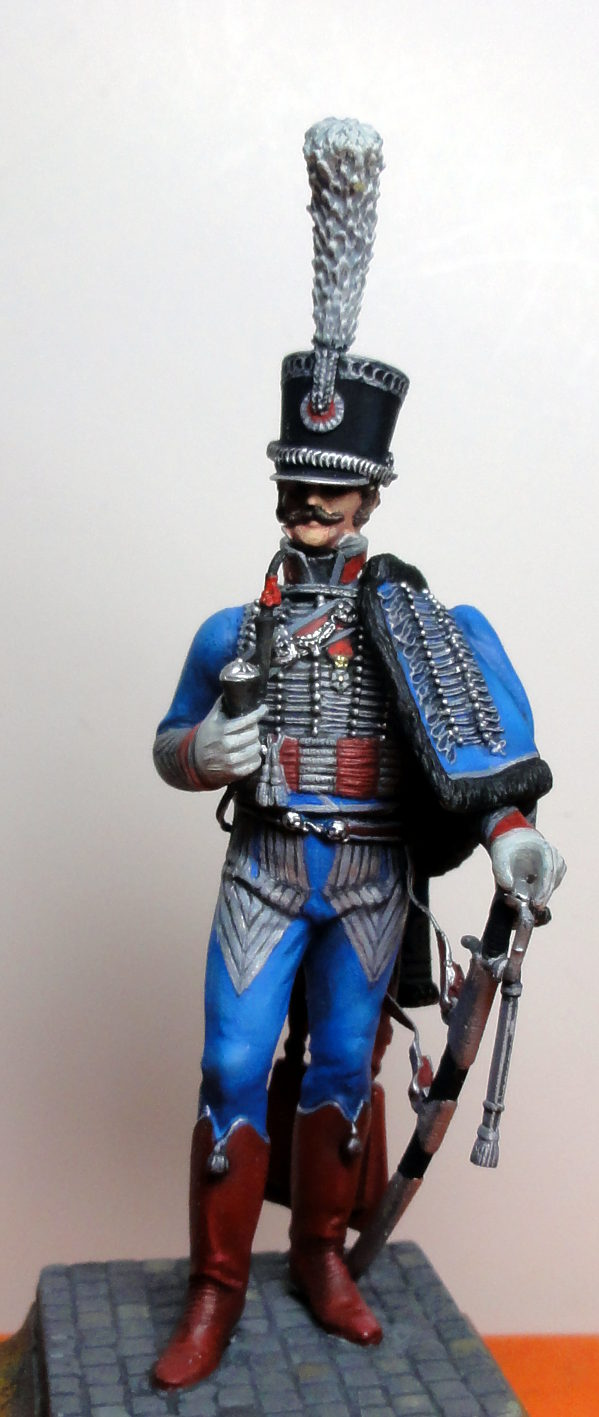 Colonel du 10e hussards MM Dsc08012