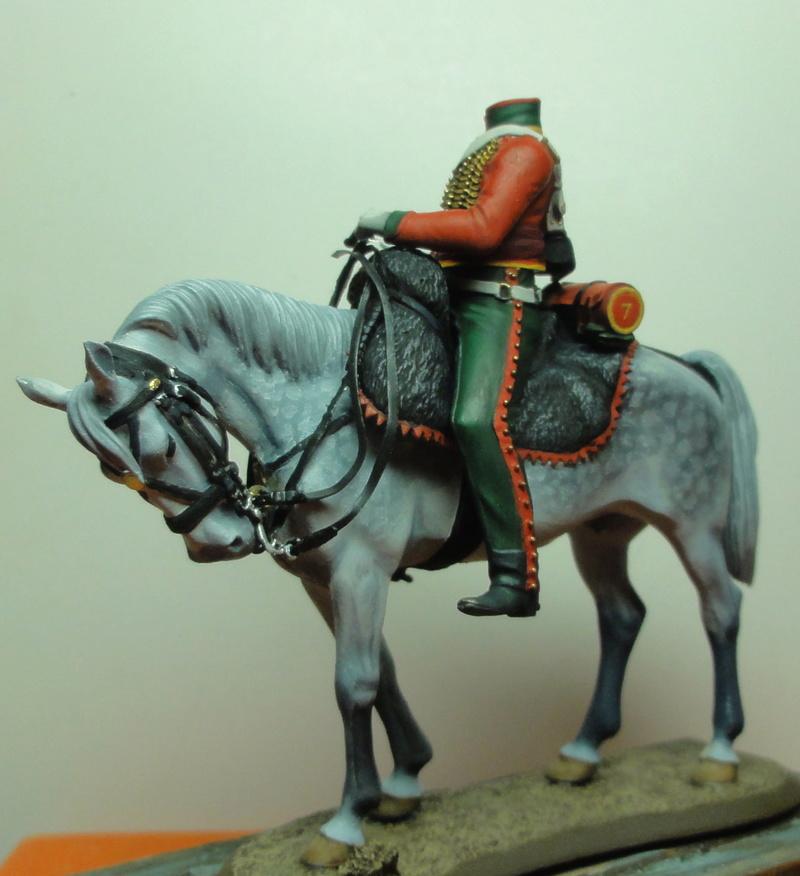 Trompette du 7e régiment de hussards Terminé Dsc08020