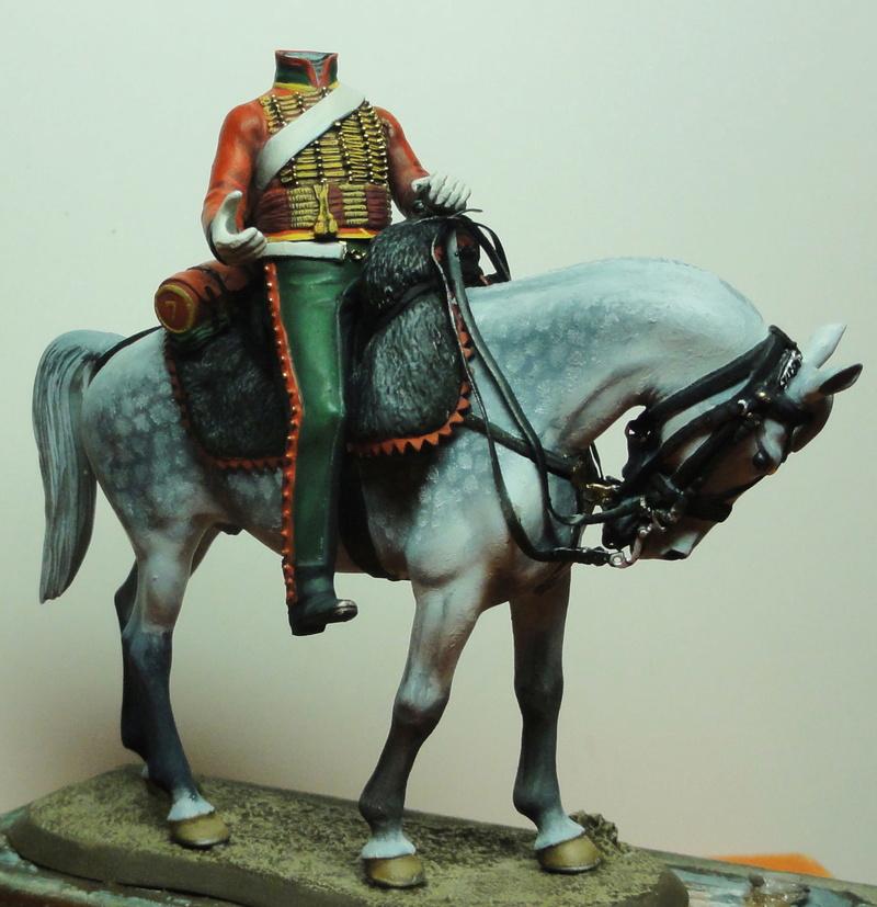 Trompette du 7e régiment de hussards Terminé Dsc08021