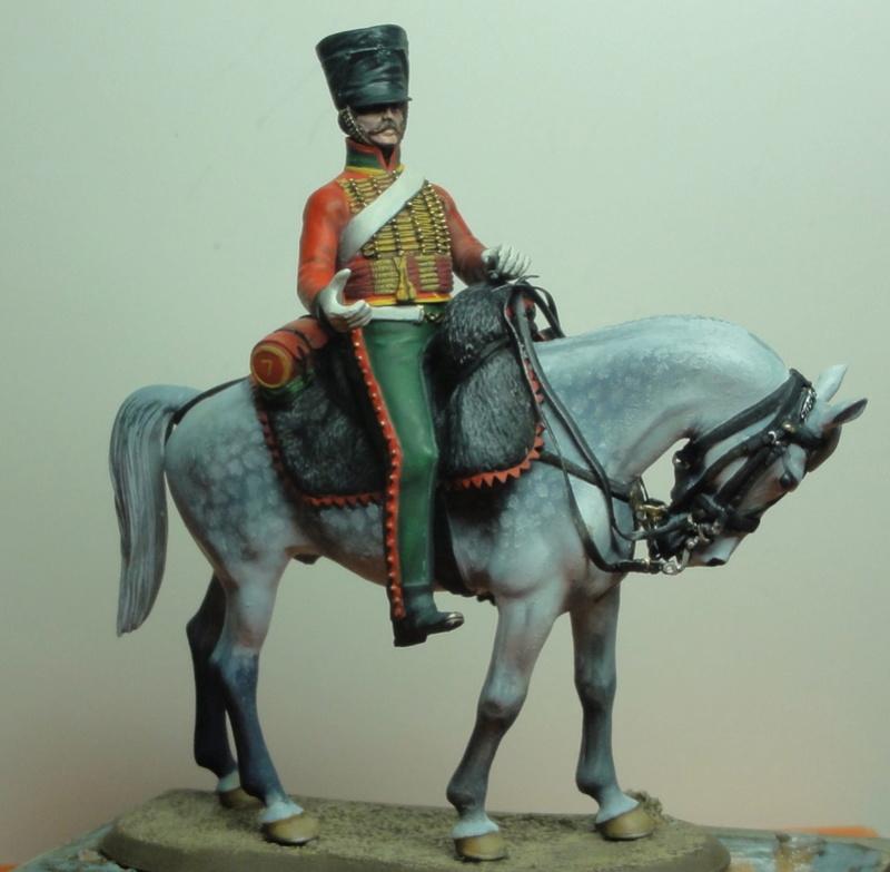 Trompette du 7e régiment de hussards Terminé Dsc08022