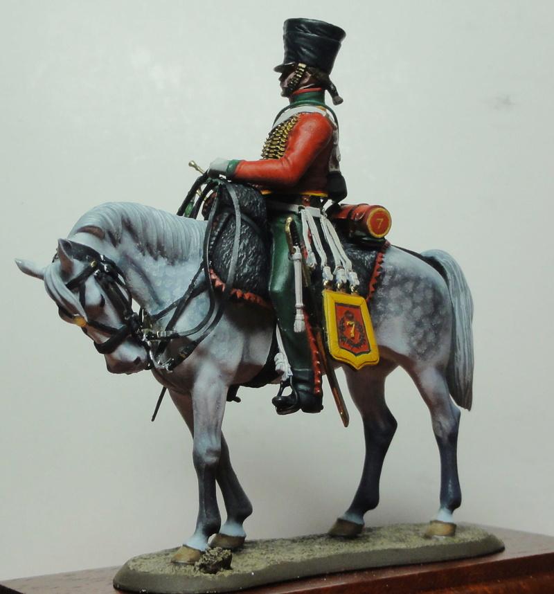 Trompette du 7e régiment de hussards Terminé Dsc08024