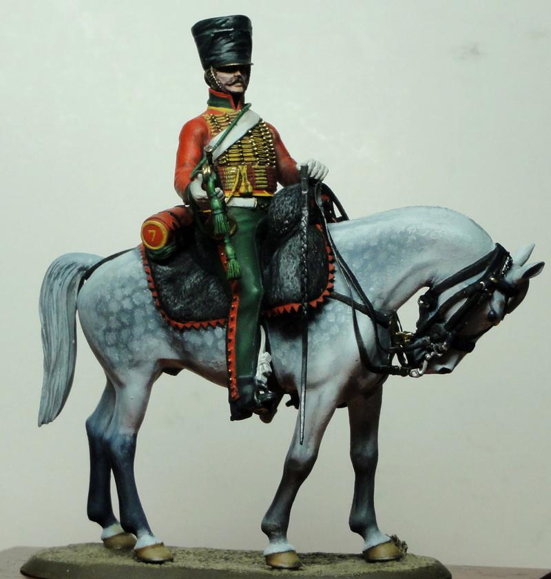 Trompette du 7e régiment de hussards Terminé Dsc08110