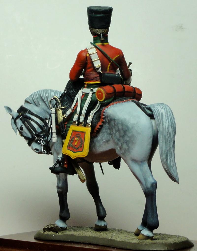 Trompette du 7e régiment de hussards Terminé Dsc08111