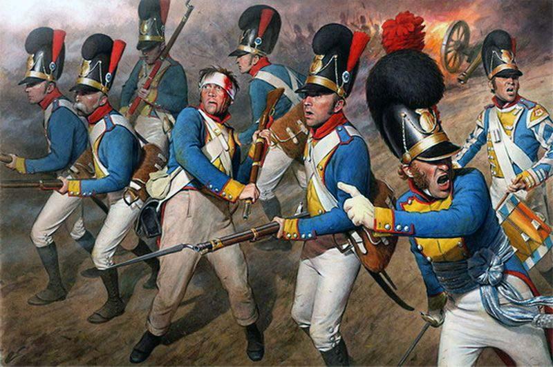 Vitrine Alain 2  Chevau-léger Polonais de la Garde 1810 MM 54 mm ) - Page 2 Napole10