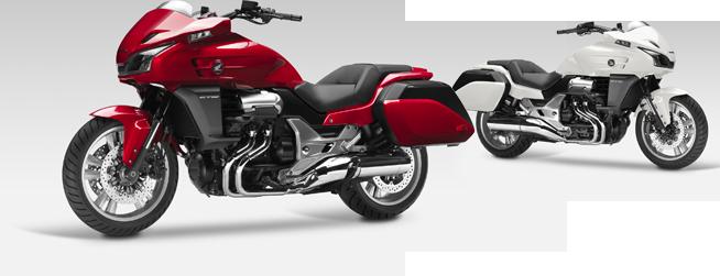 Honda CTX 1300 Ctx13010
