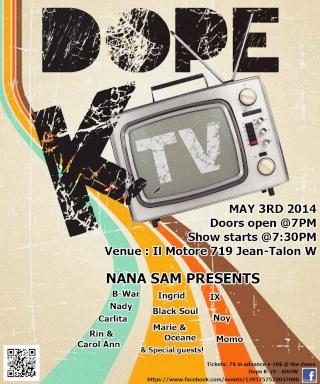 [Montréal] Dope K-TV Show - Nana Sam et invités (3 mai 2014) 10258411