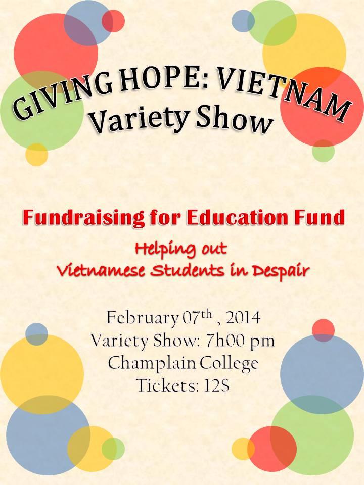 [Montréal(St-Lambert)] Giving Hope: Vietnam - Levée de fonds (7 février 2014) 17792710