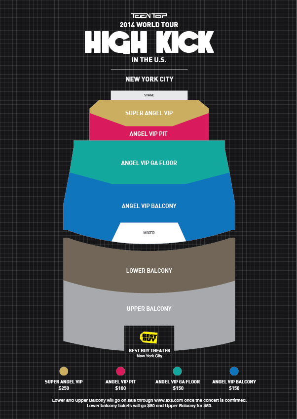 [New-York] TEEN TOP - High Kick World Tour (23 mars 2014) Teen-t10