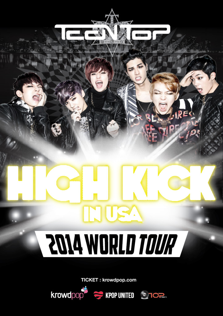[New-York] TEEN TOP - High Kick World Tour (23 mars 2014) Teen-t11