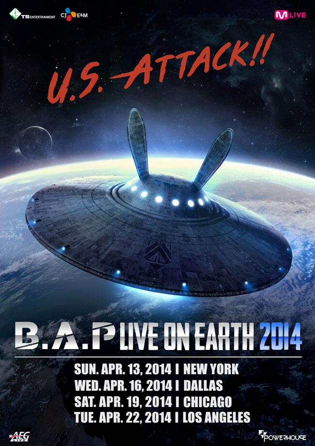 [New-York] B.A.P - Live On Earth (13 avril 2014) Tumblr13