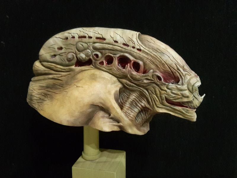 buste alien newborn 1/9 lamouline69 FINI !!! 20170213