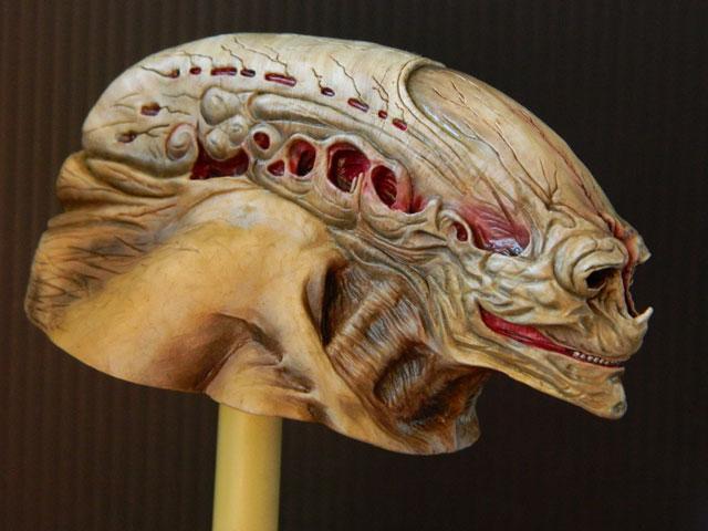 buste alien newborn 1/9 lamouline69 FINI !!! Dscn6536