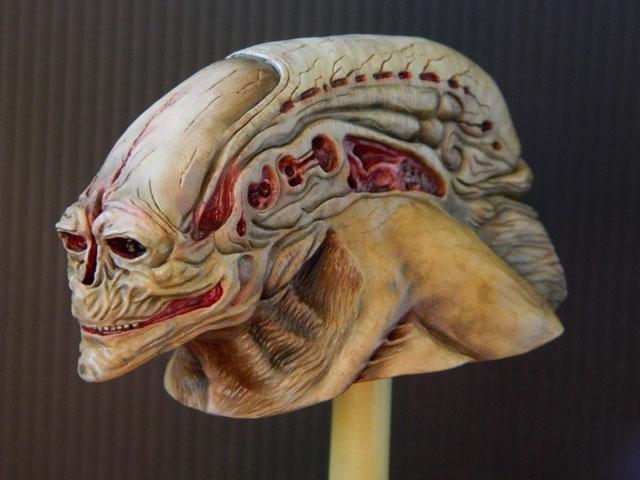 buste alien newborn 1/9 lamouline69 FINI !!! Dscn6537
