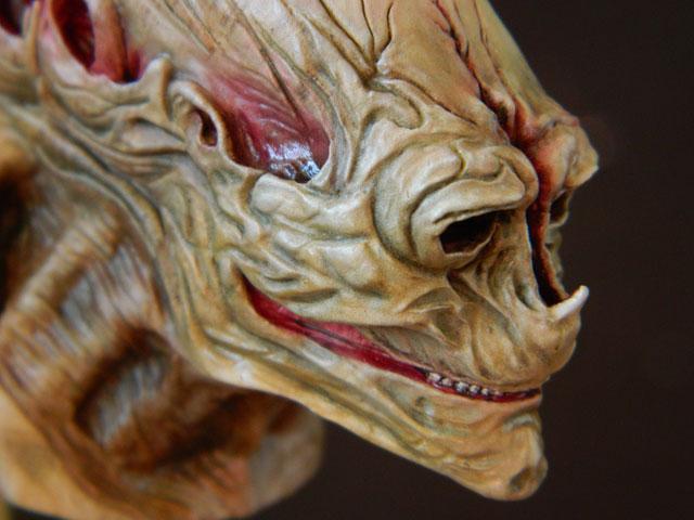 buste alien newborn 1/9 lamouline69 FINI !!! Dscn6541