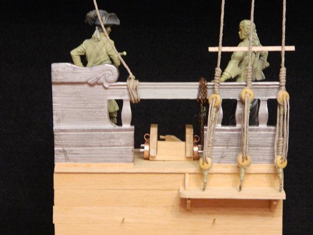 pirates sur pont de navire (peinture du décor fini) - Page 2 Dscn7230