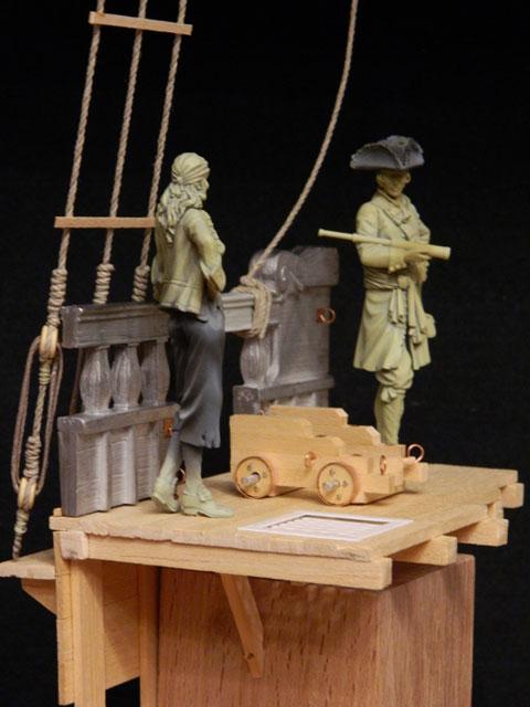 pirates sur pont de navire (peinture du décor fini) - Page 2 Dscn7232