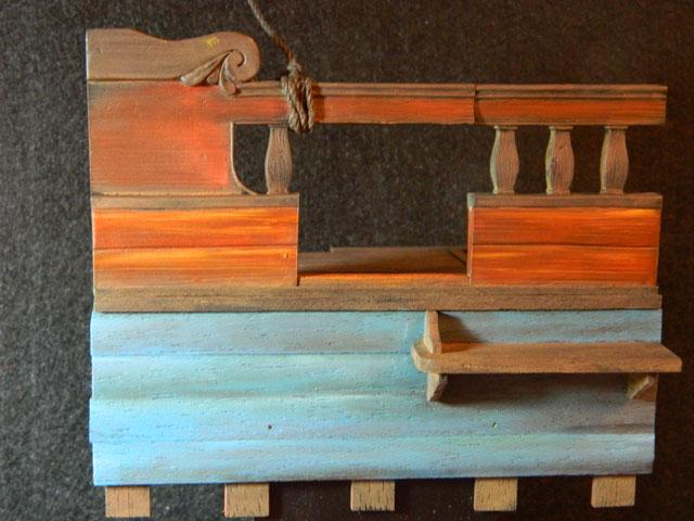 pirates sur pont de navire (peinture du décor fini) - Page 4 Dscn7624