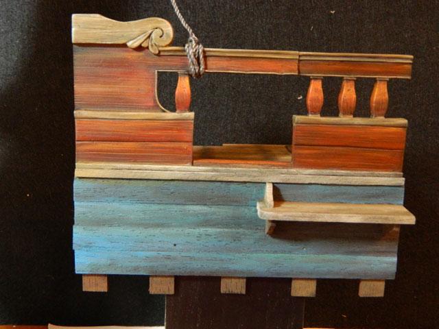pirates sur pont de navire (peinture du décor fini) - Page 4 Dscn7629