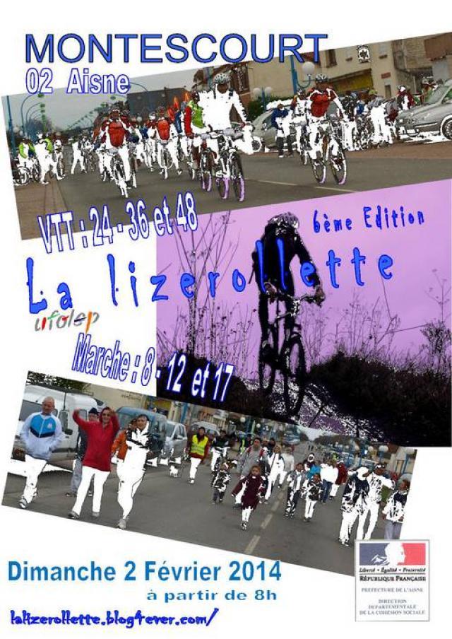 [02] La Lizerollette 2014 à Montescourt (2 Février 2014)  Lizero10