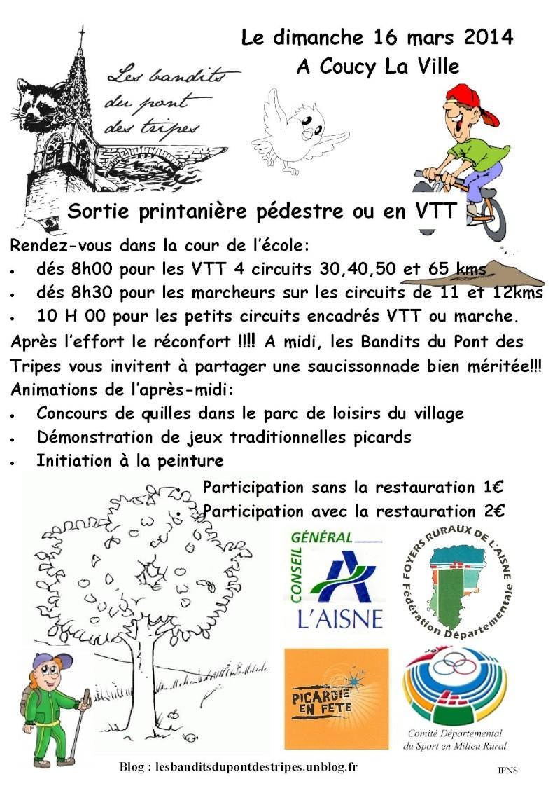 la printaniére des bandits du pont des tripes 16 mars 2014 Sortie10