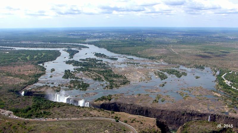 Les Chutes Victoria, au Zimbabwe P1000611