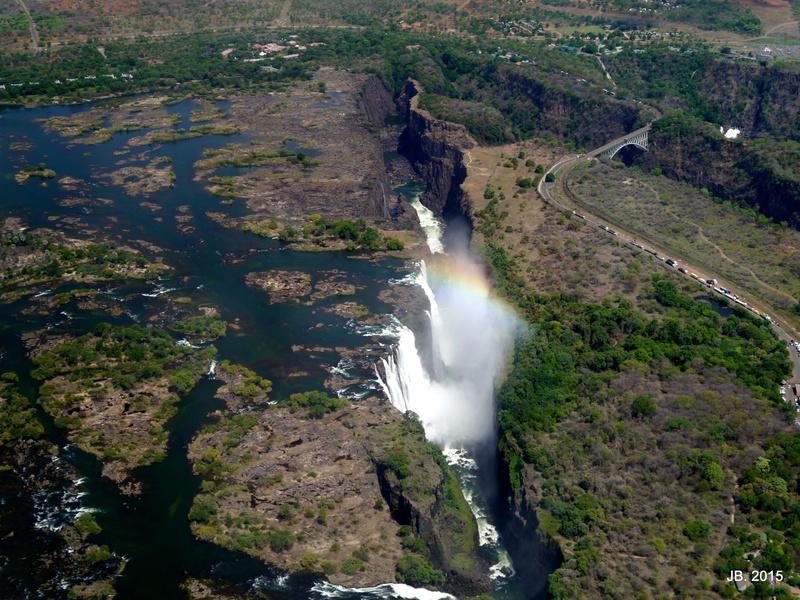 Les Chutes Victoria, au Zimbabwe P1060912